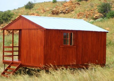 Wendys & Sheds -16mm T&G - Houses, Chalets, Offices, etc.10