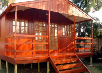 Wendys & Sheds -16mm T&G - Houses, Chalets, Offices, etc.12