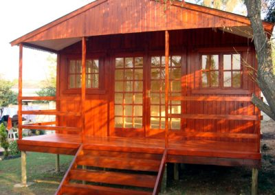 Wendys & Sheds -16mm T&G - Houses, Chalets, Offices, etc.14