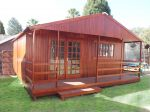 Wendys & Sheds -16mm T&G - Houses, Chalets, Offices, etc.15