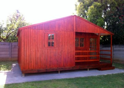 Wendys & Sheds -16mm T&G - Houses, Chalets, Offices, etc.17