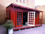 Wendys & Sheds -16mm T&G - Houses, Chalets, Offices, etc.2