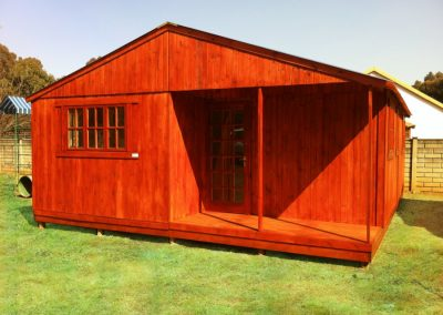Wendys & Sheds -16mm T&G - Houses, Chalets, Offices, etc.20