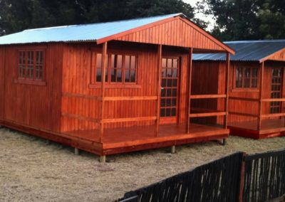 Wendys & Sheds -16mm T&G - Houses, Chalets, Offices, etc.3