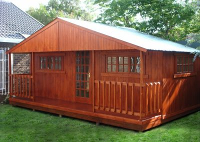 Wendys & Sheds -16mm T&G - Houses, Chalets, Offices, etc.30