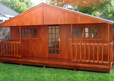 Wendys & Sheds -16mm T&G - Houses, Chalets, Offices, etc.31