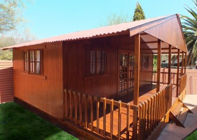 Wendys & Sheds -16mm T&G - Houses, Chalets, Offices, etc.32