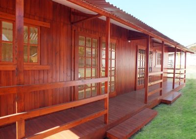 Wendys & Sheds -16mm T&G - Houses, Chalets, Offices, etc.36