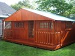 Wendys & Sheds -16mm T&G - Houses, Chalets, Offices, etc.38