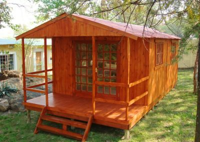 Wendys & Sheds -16mm T&G - Houses, Chalets, Offices, etc.4