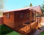 Wendys & Sheds -16mm T&G - Houses, Chalets, Offices, etc.49