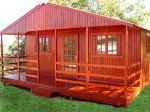 Wendys & Sheds -16mm T&G - Houses, Chalets, Offices, etc.60