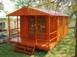 Wendys & Sheds -16mm T&G - Houses, Chalets, Offices, etc.65