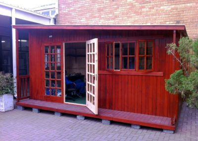 Wendys & Sheds -16mm T&G - Houses, Chalets, Offices, etc.7