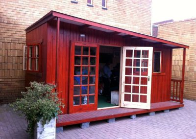 Wendys & Sheds -16mm T&G - Houses, Chalets, Offices, etc.8