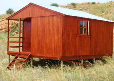 Wendys & Sheds -16mm T&G - Houses, Chalets, Offices, etc.9