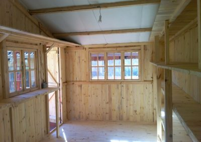 Wendys & Sheds -16mm T&G - Interiors.11