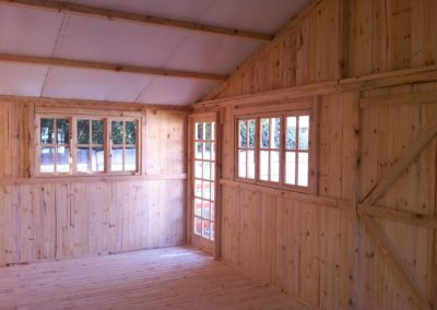 Wendys & Sheds -16mm T&G - Interiors.14