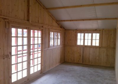 Wendys & Sheds -16mm T&G - Interiors.47