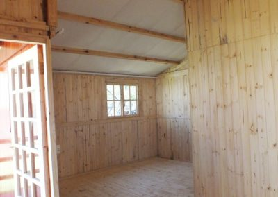 Wendys & Sheds -16mm T&G - Interiors.48