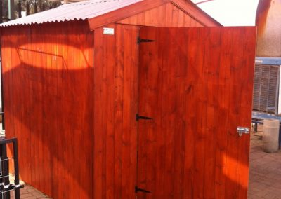 Wendys & Sheds -16mm T&G - Wendy house 1