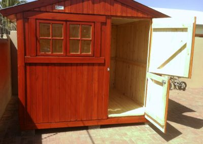 Wendys & Sheds -16mm T&G - Wendy house 11