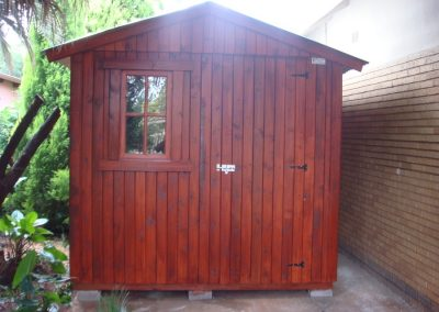 Wendys & Sheds -16mm T&G - Wendy house 12