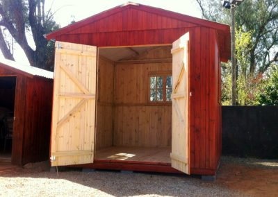 Wendys & Sheds -16mm T&G - Wendy house 18