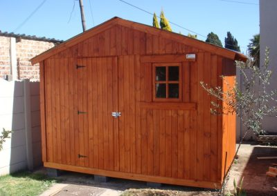 Wendys & Sheds -16mm T&G - Wendy house 20