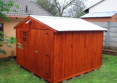 Wendys & Sheds -16mm T&G - Wendy house 21