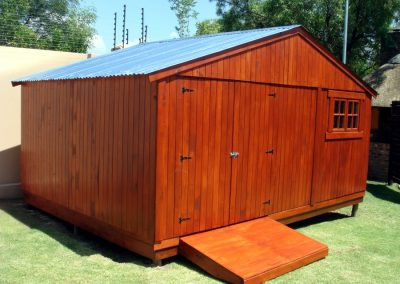 Wendys & Sheds -16mm T&G - Wendy house 24