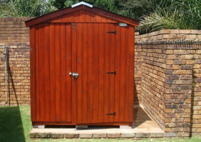 Wendys & Sheds -16mm T&G - Wendy house 4