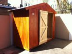 Wendys & Sheds -16mm T&G - Wendy house 53