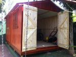 Wendys & Sheds -16mm T&G - Wendy house 57