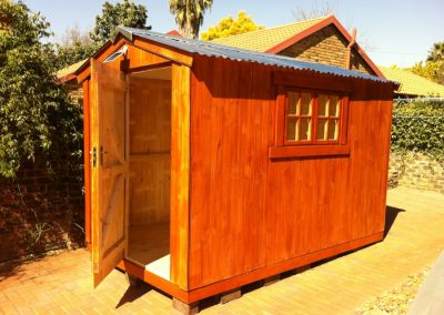 Wendys & Sheds -16mm T&G - Wendy house 7