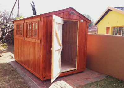 Wendys & Sheds -16mm T&G - Wendy house 9