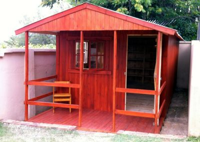 Wendys & Sheds -16mm T&G - Wendy houses with patio's11