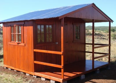 Wendys & Sheds -16mm T&G - Wendy houses with patio's12