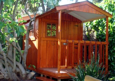 Wendys & Sheds -16mm T&G - Wendy houses with patio's2
