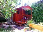 Wendys & Sheds -16mm T&G - Wendy houses with patio's20