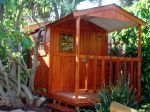 Wendys & Sheds -16mm T&G - Wendy houses with patio's21