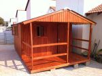 Wendys & Sheds -16mm T&G - Wendy houses with patio's22