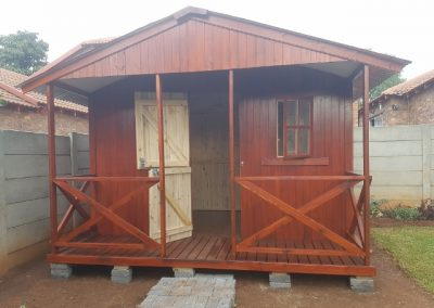 Wendys & Sheds -16mm T&G - Wendy houses with patio's26