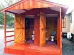Wendys & Sheds -16mm T&G - Wendy houses with patio's33