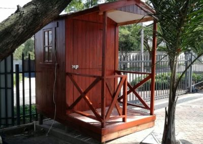 Wendys & Sheds -16mm T&G - Wendy houses with patio's35