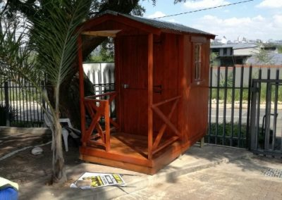 Wendys & Sheds -16mm T&G - Wendy houses with patio's36