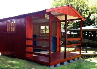 Wendys & Sheds -16mm T&G - Wendy houses with patio's5