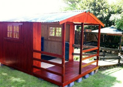 Wendys & Sheds -16mm T&G - Wendy houses with patio's6