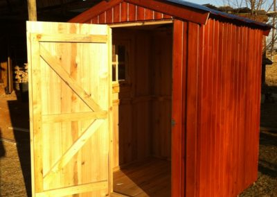 Wendys & Sheds -Guard Houses1