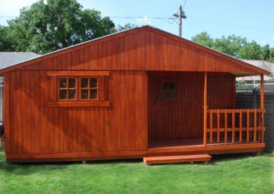 Wendys & Sheds -16mm T&G - Houses, Chalets, Offices, etc.16